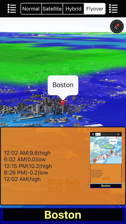 US NOAA Tide with NOAA Radar 3D Pro screenshot-3