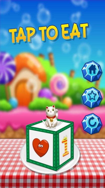 Baby Block Cake Maker - Make a cake with crazy chef bakery in this kids cooking game screenshot-3