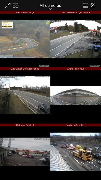 Nürburgring Cameras screenshot-3