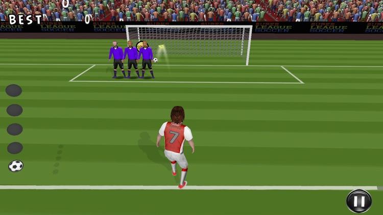 Super League Soccer screenshot-4