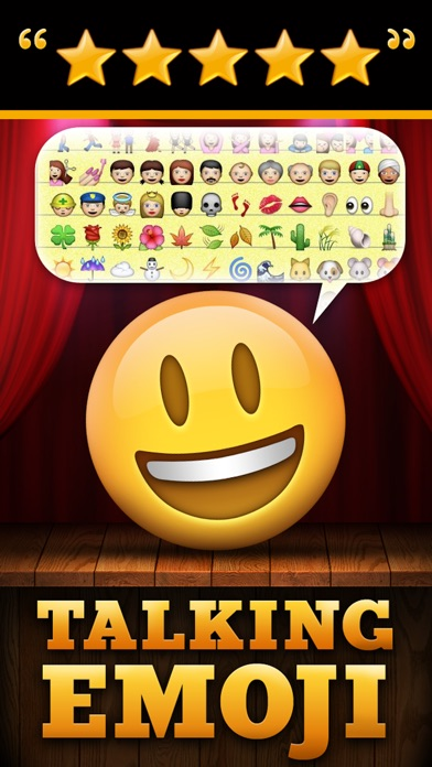 download Talking Emoji Pro - Send Video Texting Emoticons using Voice Changer and Dash Emoji Geometry Stick Game
