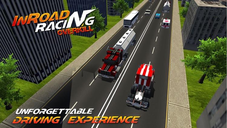 InRoad truck racing overkill : combat & destroy racing game screenshot-3