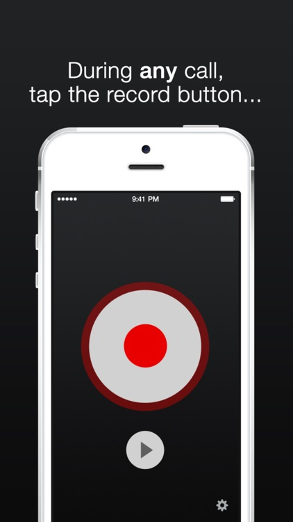 TapeACall Lite: Call Recorder screenshot-0