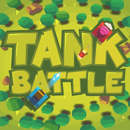 Tank Battle - outsmart the enemy tank