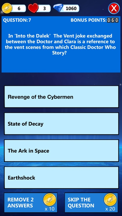 iWhovian - Doctor Who Quiz