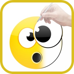 Artist Yellow - How to draw Smilies