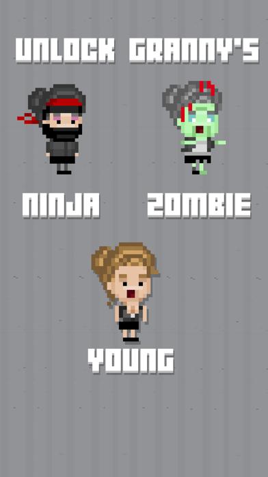 Zombie Granny Crossing screenshot four