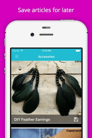 DIY Accessories Ideas PRO - náhled