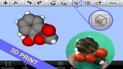 点击获取3D Molecules Editor