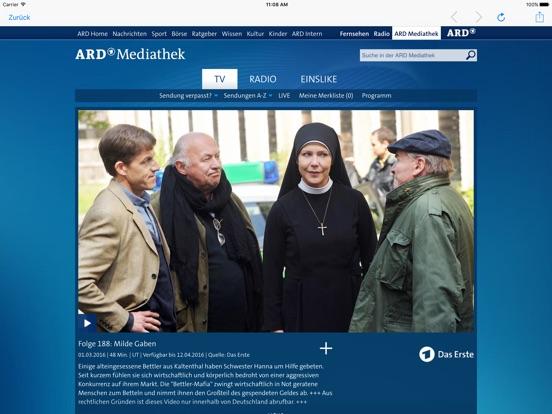 Fernsehsuche - German TV Screenshots