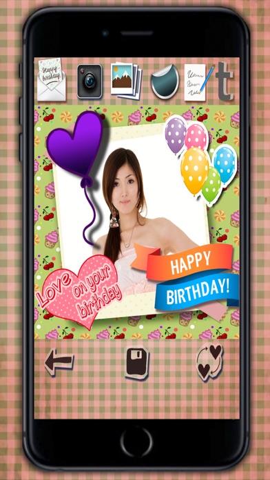 Grußkarten zum GeburtstagScreenshot von 1