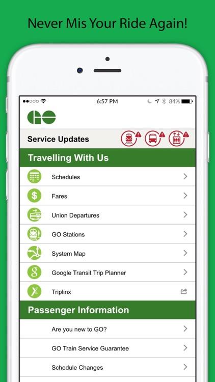 GO Mobile App