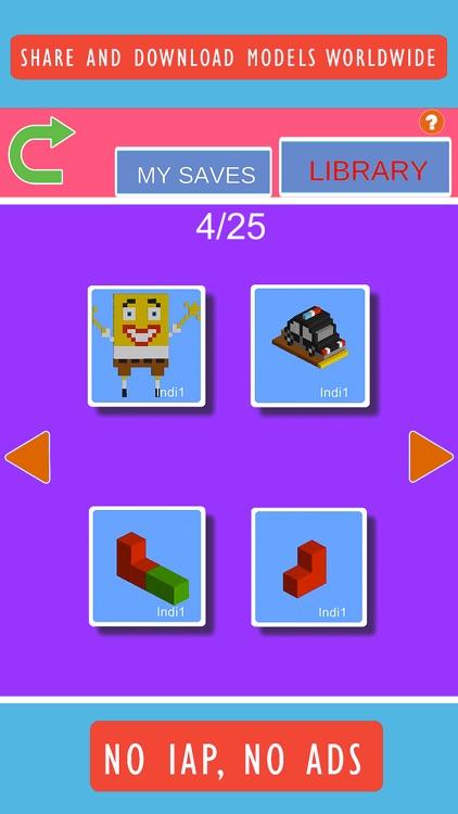 Blox 3D Junior screenshot-3
