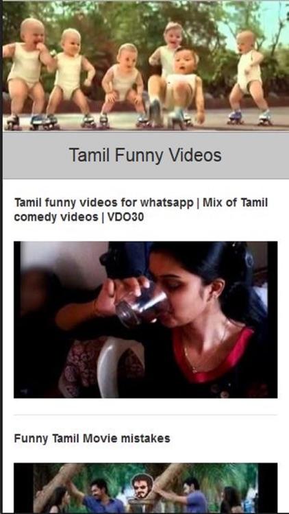 Tamil Funny Videos By Sayeeram Nammazhwar