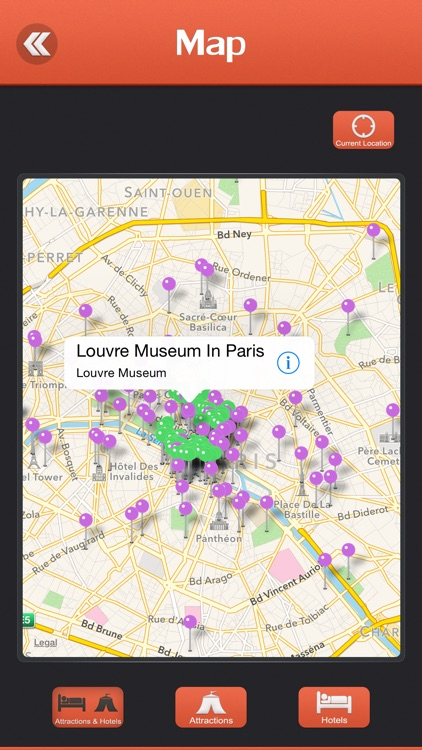 The Louvre Museum Visitor Guide screenshot-3