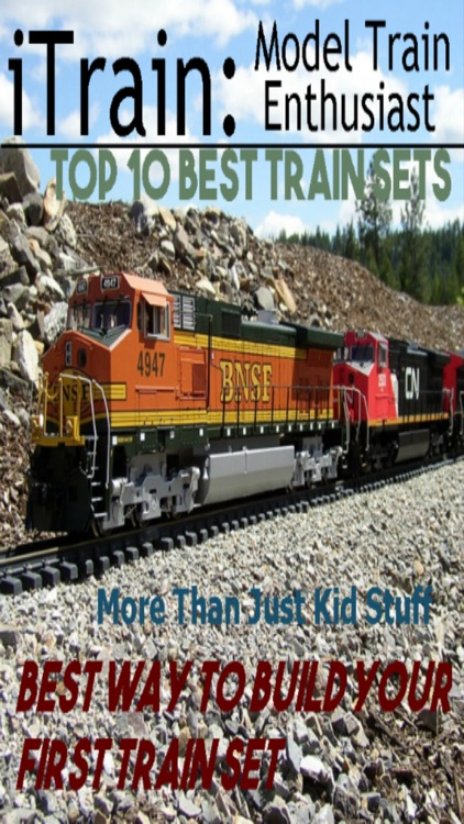 iTrain: Model Train Magazine screenshot-0