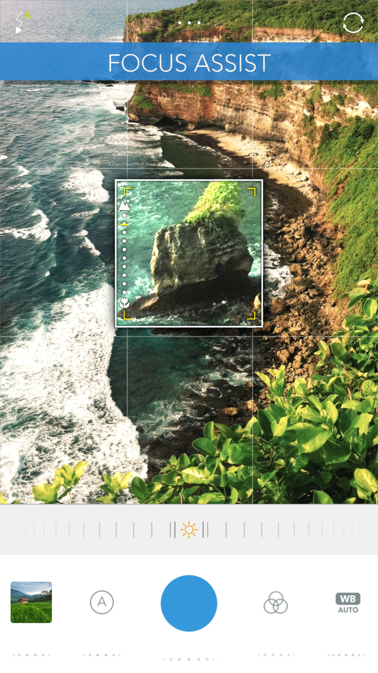 Screenshot do app Pixel+ Camera
