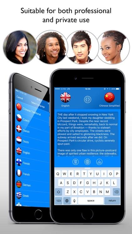 Translator Professional + Web Translator screenshot-3