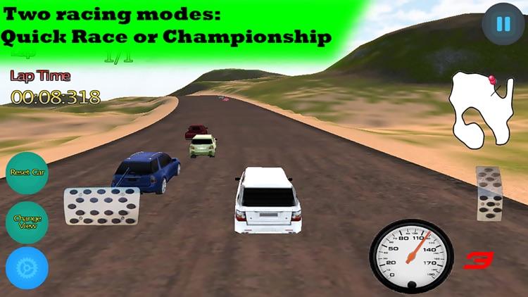 Off Road Racing Challenge PV screenshot-4