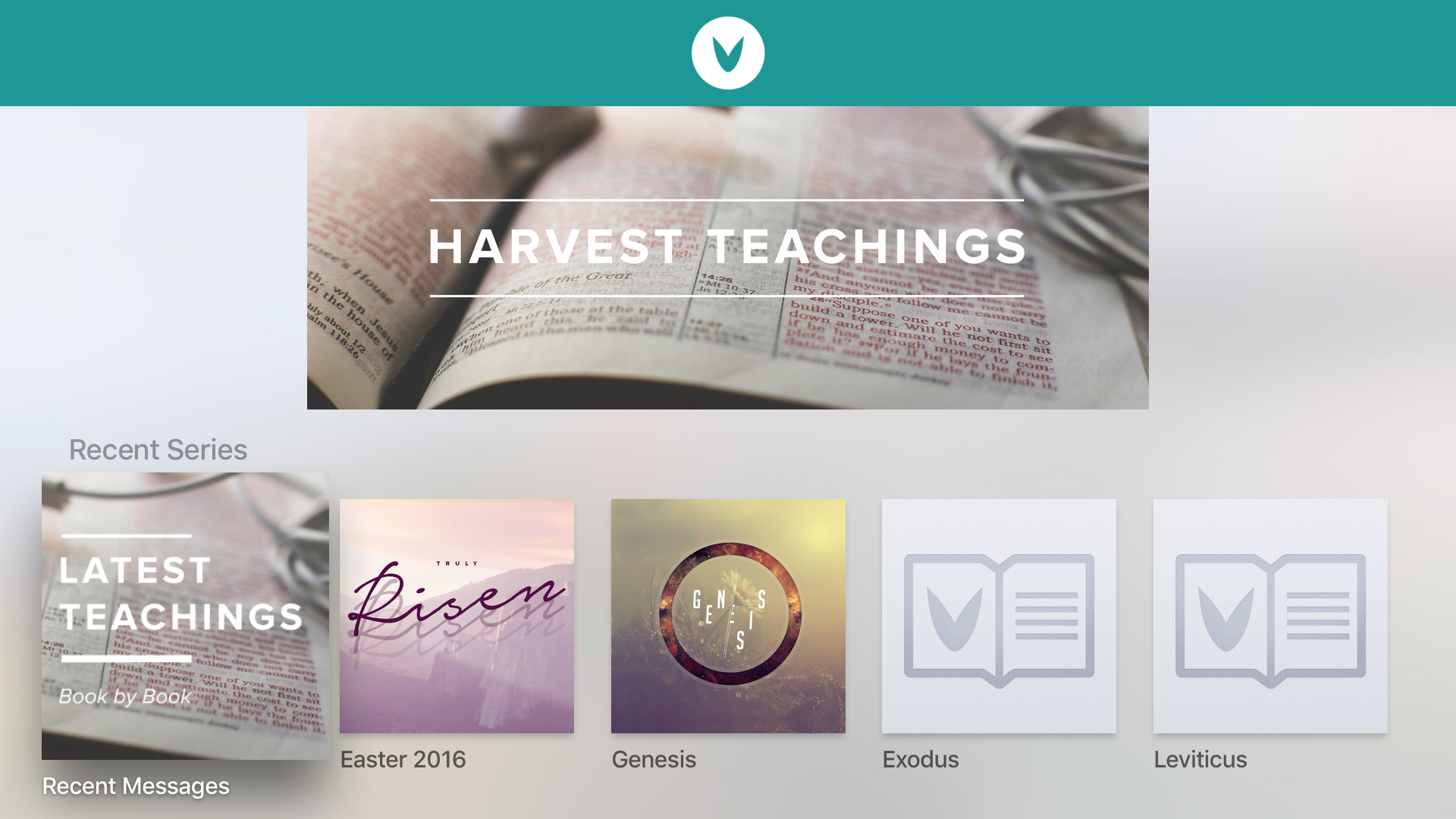 Harvest Fellowship App screenshot 7