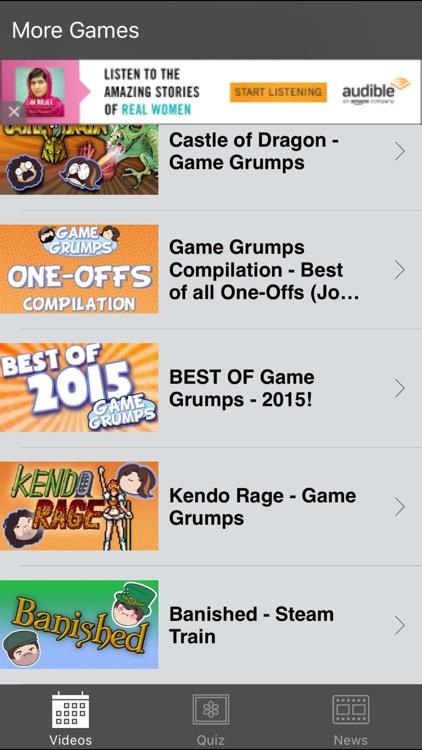 Fan Club for Game Grumps screenshot-3