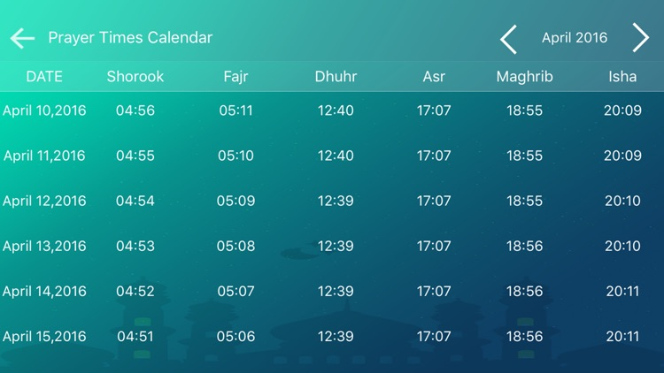 Ramadan 2017+ screenshot-2
