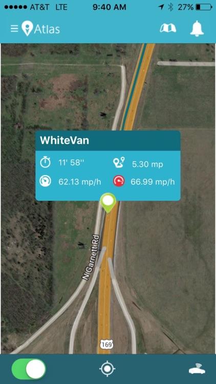 iAtlas GPS Tracking