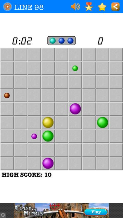 Line 98 Classic Z Version screenshot one