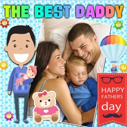 Father's Day Photo Frames HD