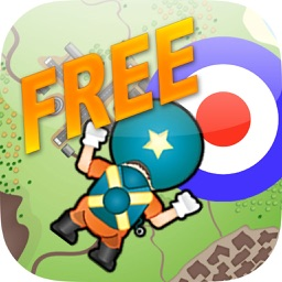 SkyDiver 3D FREE - The Parachute and Skydiving 3D Trainer