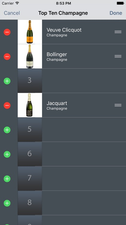 My Wine Collection screenshot-3