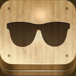 iGLASSES Pro - 200 HD glasses available