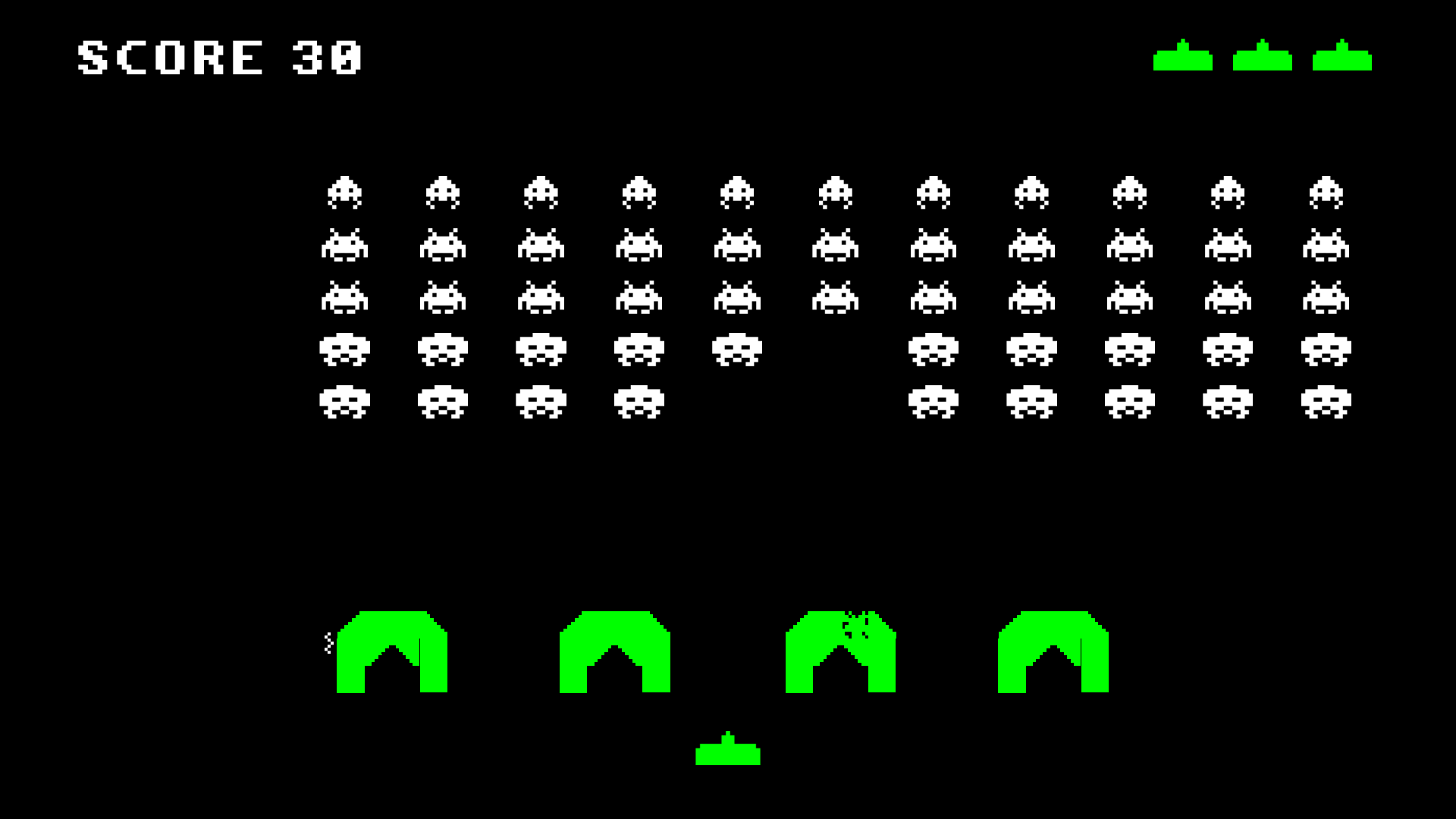 1978 Invader screenshot 3