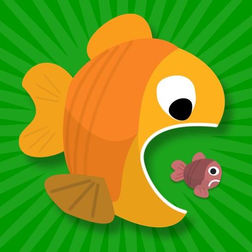 Fish Food Frenzy Fun