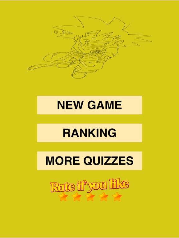 Trivia for Dragon Ball Super - Super Fan Quiz for Goku's Universe. - Collector's Edition-ipad-0
