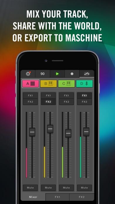 iMaschine 2 app image