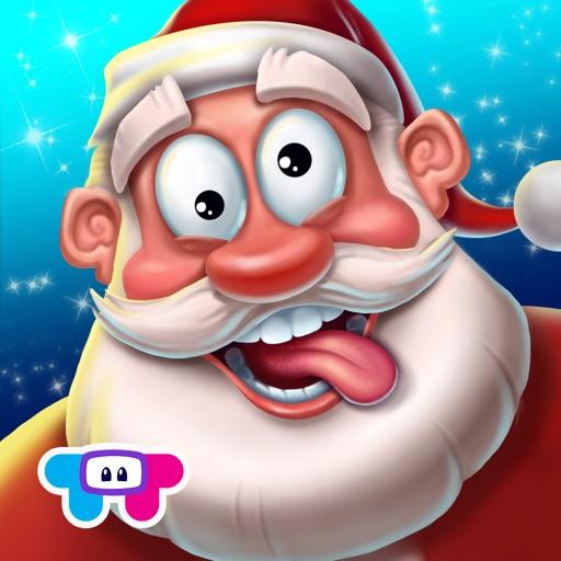 Crazy Santa #$@&%*!
