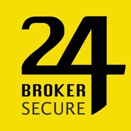 24Broker:Secure