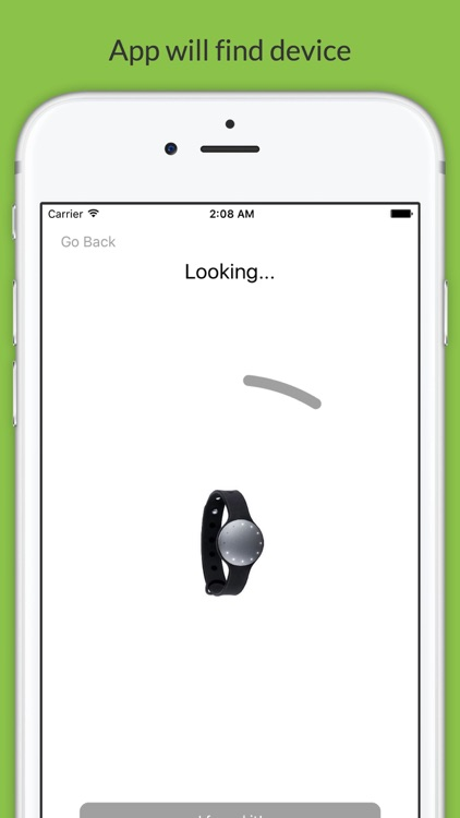 Finder for Misfit - find your Shine and Flash device