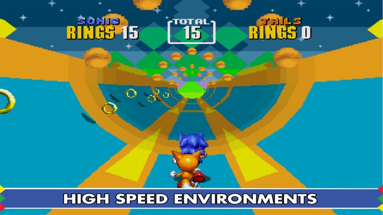Sonic the Hedgehog 2 screenshot-4