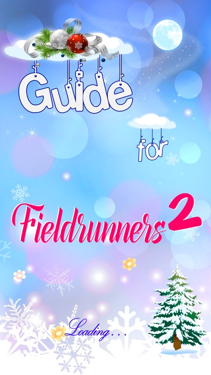 Guide for Fieldrunners 2