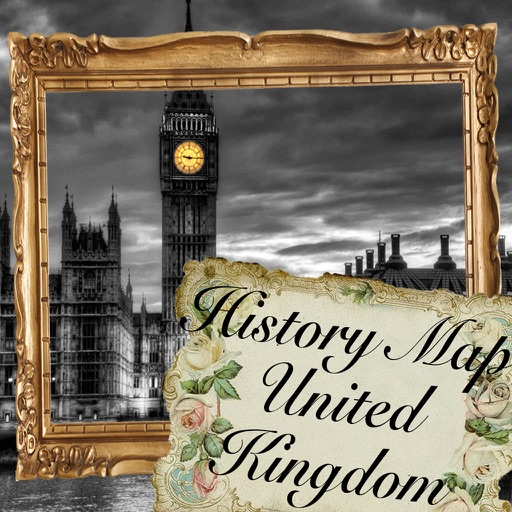 History Map United Kingdom