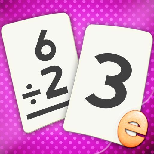 司抽認卡匹配遊戲在第二,三,四年級的孩子