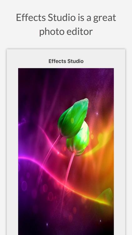 Effects Studio screenshot-0