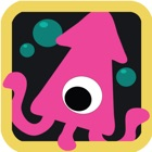 Squishing Squid - Switch and Squish the Colorful Squid icon