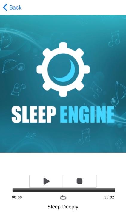 Sleep Engine Sounds With Hypnosis