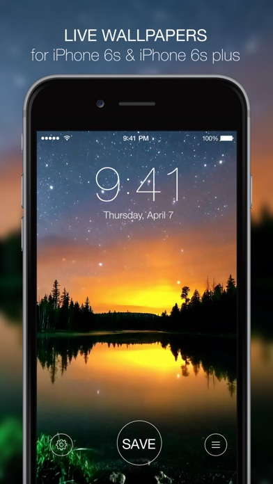 Live Wallpapers for iPhone 6s - Free Animated Themes and