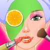 Collage Party Makeover ,Spa , Dressup free girls games