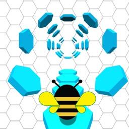Twist Bee Jump Game - Hafun