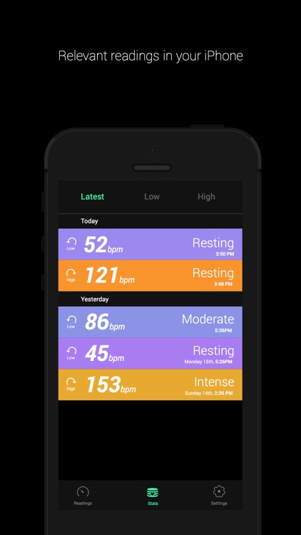 BeatTune: Meaningful Heart Rate screenshot-4